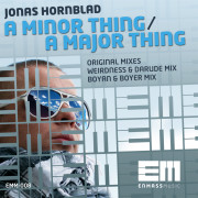 Jonas Hornblad – A Major Thing (Boyan & Boyer Remix)