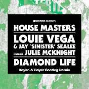 Louie Vega & Jay 'Sinister' Sealee – Diamond Life (Boyan & Boyer Bootleg Remix)