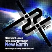 Mike Saint-Jules Pres. Solar Navigator – New Earth (Randy Boyer Remix)
