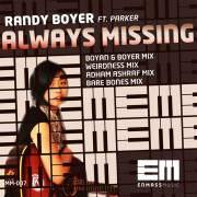 Randy Boyer Ft Parker – Always Missing (Boyan & Boyer Remix)